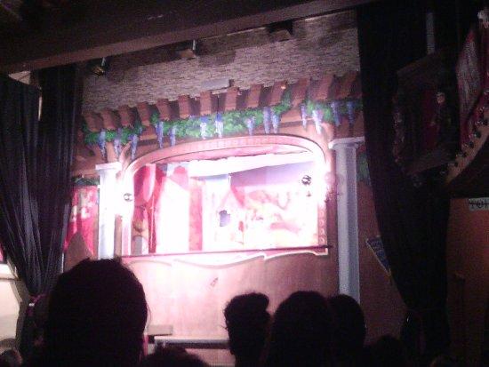Théâtre la Maison de Guignol : salle