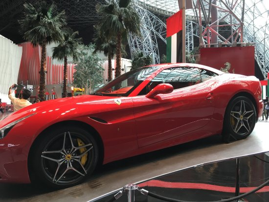 ferrari world abu dhabi picture of ferrari world abu dhabi abu dhabi tripadvisor. Black Bedroom Furniture Sets. Home Design Ideas