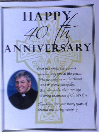 Marietta, GA: Monsignor Walsh