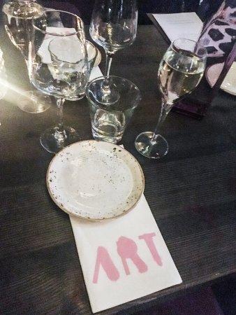 Restaurang Art Photo