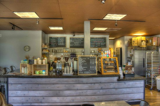 Carbondale, CO: front counter