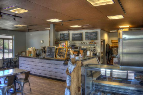 Carbondale, CO: front counter and gelato bar