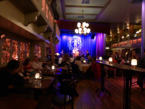 New & Limited Whiskey Menu - Picture of The Flatiron Room, New ...