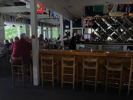 Solomons, MD: Inside the Dry Dock!