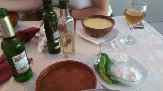 restaurante rumano madrid