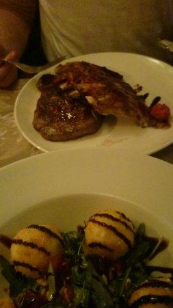 Fahan, Irlanda: From a veggie to a steak lover :)