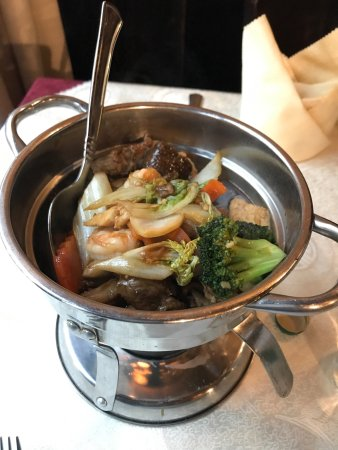 Yuan Ming Yuan: Proper food!