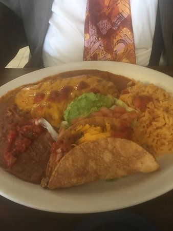 Pleasanton, TX: Plaza Tapatio Mexican Grill