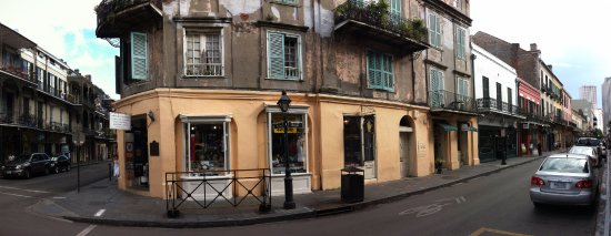 Royal Street: Royal & St Peter