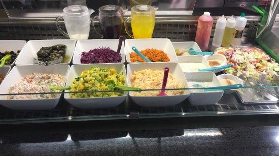 Healthy Fast Food Galway