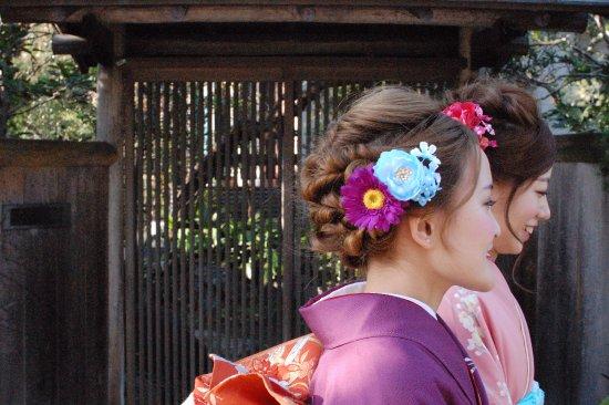 Kimono Rental Kamakura Imakoji