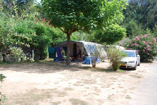 camping Val Fleuri Cagnes sur Mer the place for tent or Caravan - Photo de Le Val Fleuri, Cagnes ...