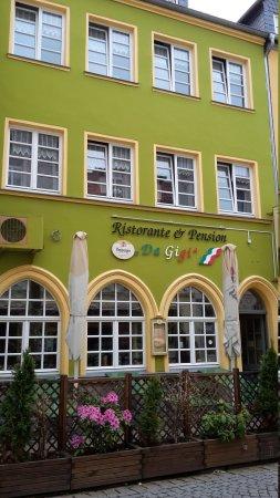 Oschersleben, Germany: Dejligt hotel og lækker restaurant  .