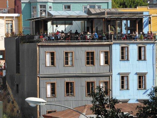 Hotel Fauna mit Dachterrasse