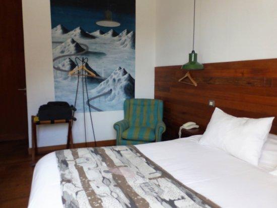 Hotel Fauna : Modern und gemütlich