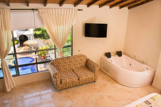 Gil En El Jacuzzi.Hotel Monchuelo Spa Santander Prices Reviews San Gil