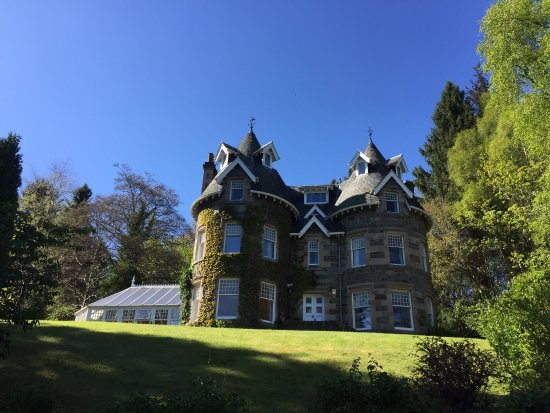 Strathtay, UK: Bendarroch House