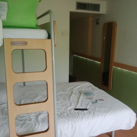 Ibis Budget Avignon Centre : chambre pour 3 personnes