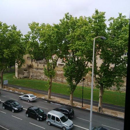 Ibis Budget Avignon Centre : Vu de la chambre