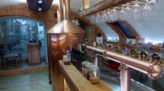 Holic, Slovakia: Pivovar Wywar 1