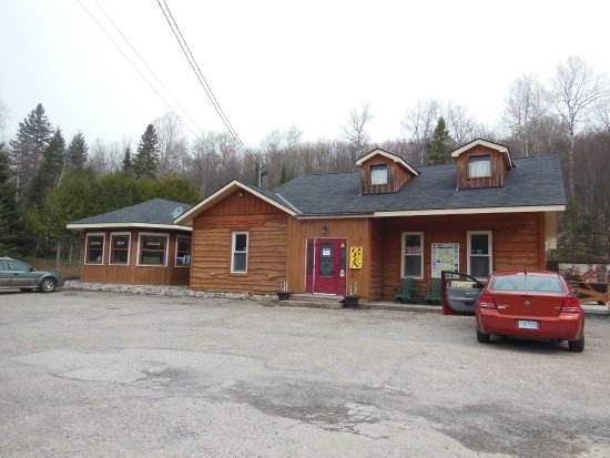 The Moose Cafe Photo