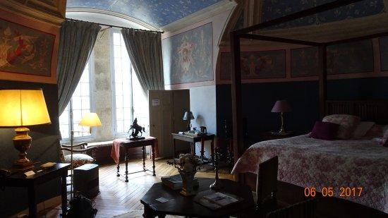 La Flocelliere, Frankrike: Chambre du donjon