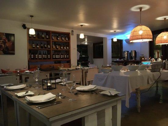 Hotel Noi Casa Atacama: Restaurant