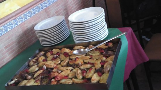 Galera, Spanyol: Restaurante Pizzeria La Posá