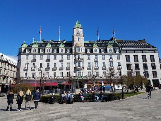 Grand Hotel Oslo Norway Reviews Photos Price Comparison Tripadvisor
