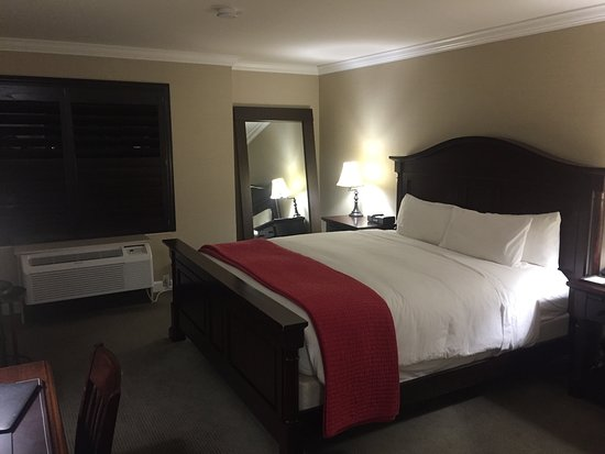 Cupertino Inn: Room 205