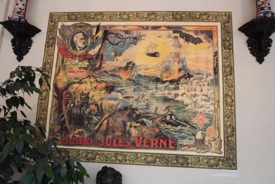 Affiche picture of maison de jules verne amiens for Maison de jules verne
