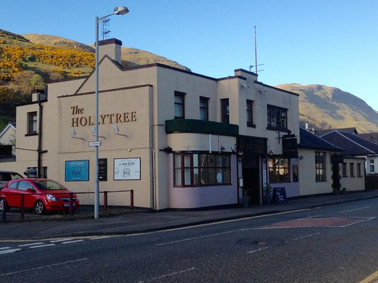 Holly Tree Restaurant & pub, Menstrie, Scotland