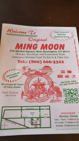 Newington, CT: Ming Moon
