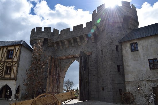 la citadelle picture of le puy du fou les epesses tripadvisor. Black Bedroom Furniture Sets. Home Design Ideas