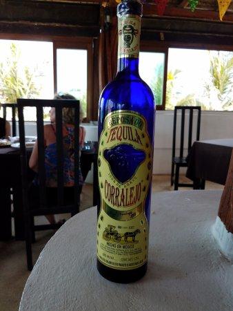 Da Luisa: Corralejo Tequila!