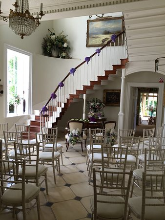 East Bridgford Hill: Weddings