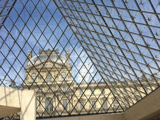 Paris Walks : louvre