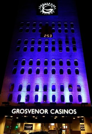 Grosvenor Casino Hill Street Birmingham
