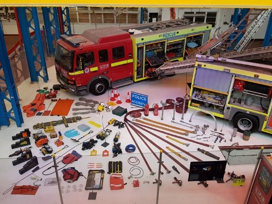 The London Fire Brigade Museum