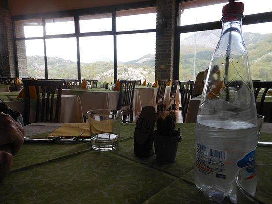 Verghereto, إيطاليا: La sala
