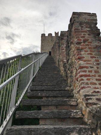Cammino di Ronda sulle Mura di Marostica