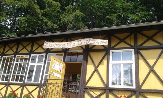 Pisecna, République tchèque : kasa biletowa