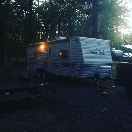 Burns Park Campground