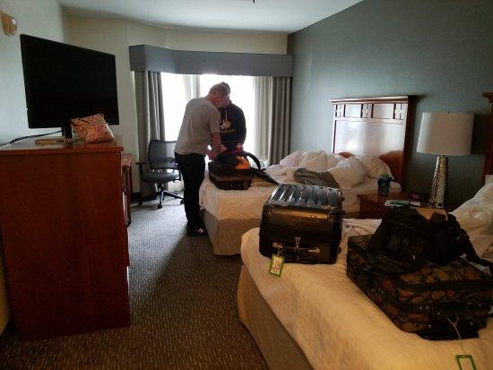 Agoura Hills, CA: Nice spacious rooms