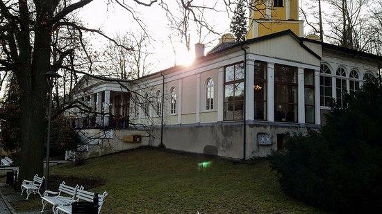 Ladek-Zdroj, بولندا: Ładne miejsce