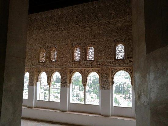 Museo de La Alhambra: Interno