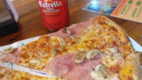 Pizza Pazza: Pizzas de primera!