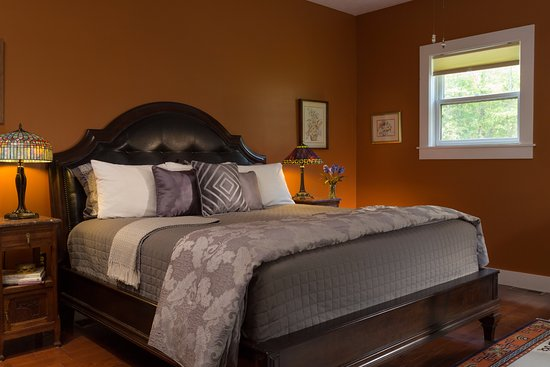 Dellroy, OH: Brandywine guest room
