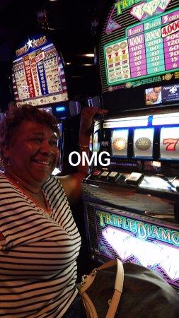 Mardi Gras Casino : She is a winner