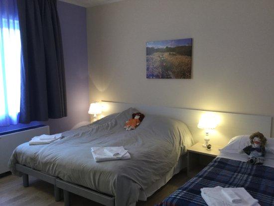 Camera del Treno - Comfort: letto matrimoniale + letto singolo ...